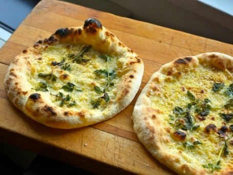 Pizza Ente