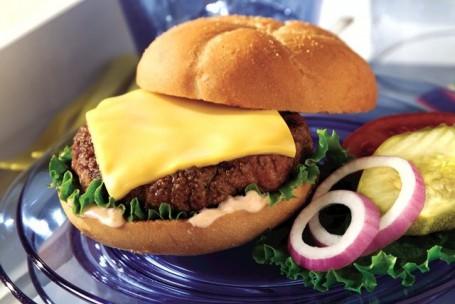 Deluxe - Cheeseburger